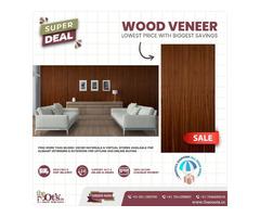 Buy Wood Veneer Sheets Online at Best Price