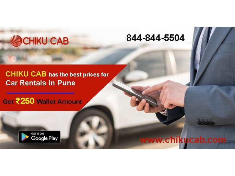 Affordable Car Rental in Pune - 1