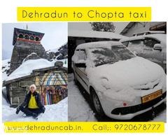 Dehradun to Chopta taxi service, taxi service Dehradun To Chopta