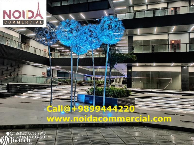 Galaxy Blue Sapphire Plaza Noida Extension - 1