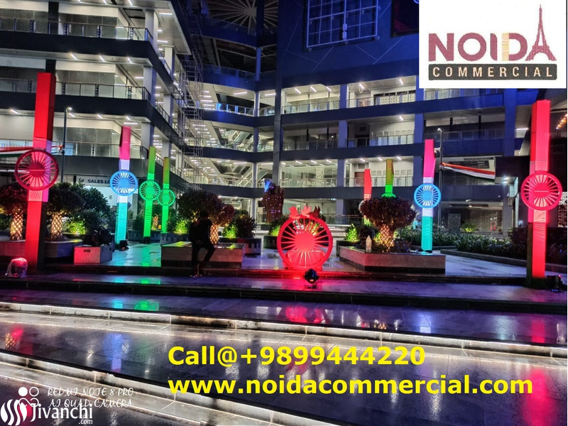 Galaxy Blue Sapphire Plaza Noida Extension - 3