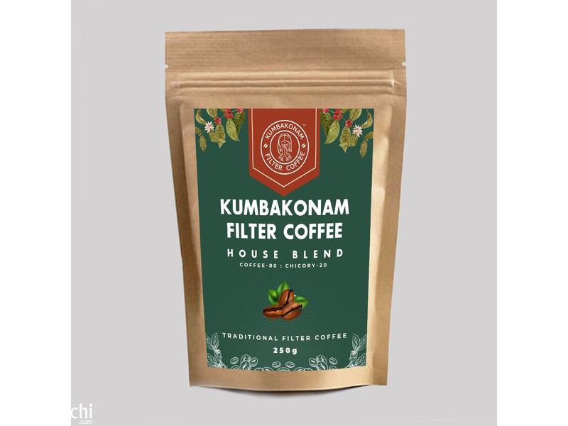 Kumbakonam Filter Coffee - 1